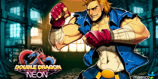 Double Dragon Neon Gives Gamers A Nostalgic High Five Kastors