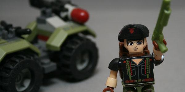 Cobra Armored Assult Kre o Kastor's Korner