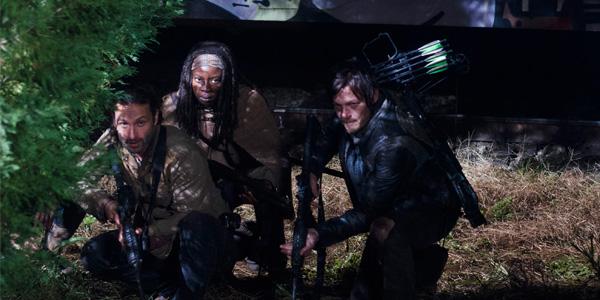 The Walking Dead 316 Kastor's Korner