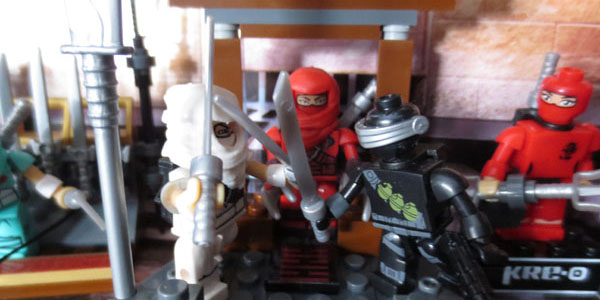 kreo ninja feat