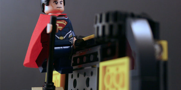 Lego Metropolis Kastor's Korner
