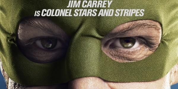 Kick ass 2 Carrey