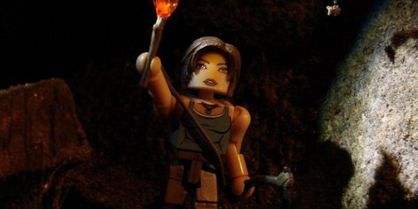 Laura Croft Minimates