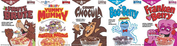 monster cereal retro
