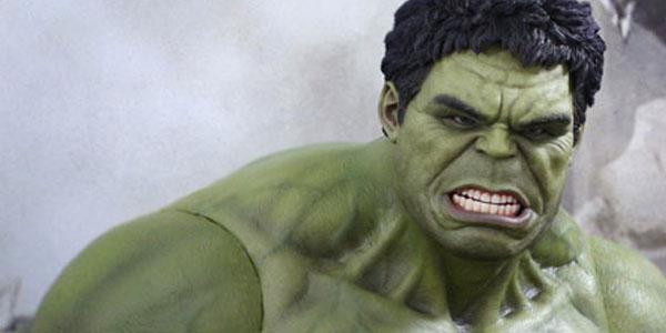 Hot Toys Hulk Kastor's Korner