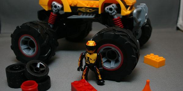 Mega bloks Hot Wheels Kastor's Korner