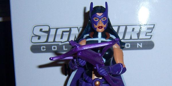 DC Huntress