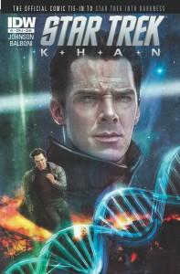 IDW Star Trek Khan 1