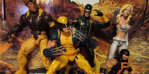 Wolverine Legends feat