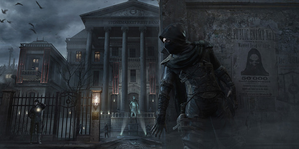 Thief preview