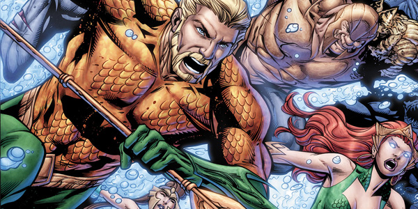 Aquaman 25 Kastor's Korner