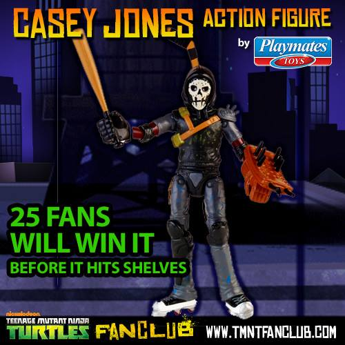 TMNT Casey Jones full