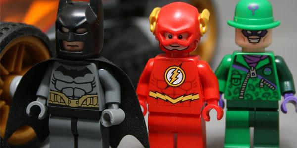 Lego Riddler Chase Kastor's Korner