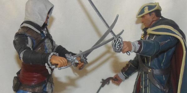 Mcfarlane Assassins Creed Kastor's Korner