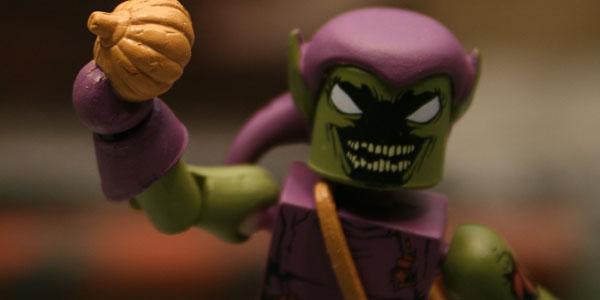 Villain Zombie Minimates Kastor's Korner