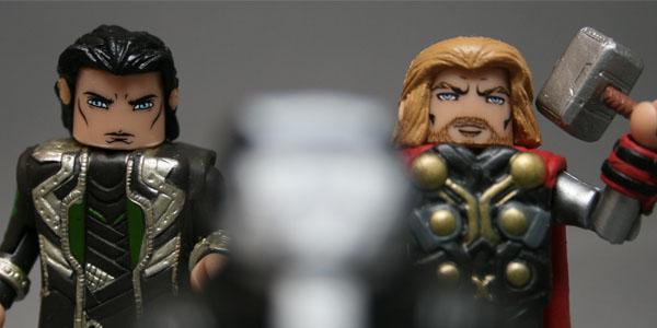 Thor Dark World Minimates Kastor's Korner