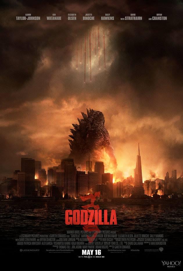 Godzilla onsheet new