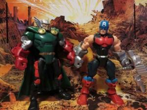 Marvel Mashers 28