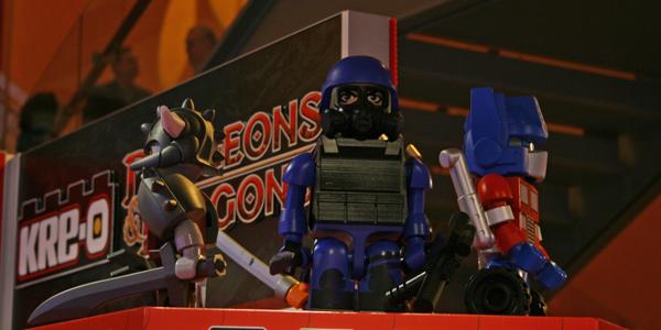 Toy Fair 14 Kreo Kastor's Korner