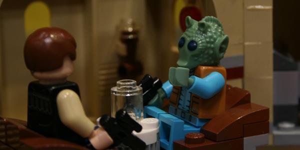 Toy Fair 14 LEGO Star Wars Kastor's Korner
