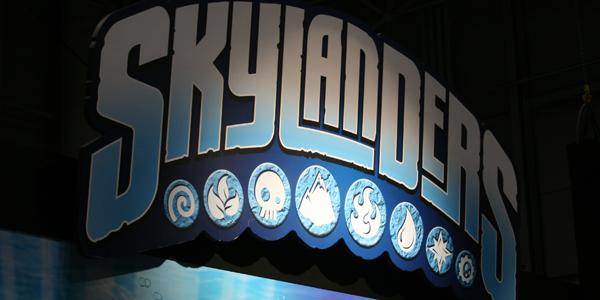 Toy Fair 14 Skylanders Kastor's Korner
