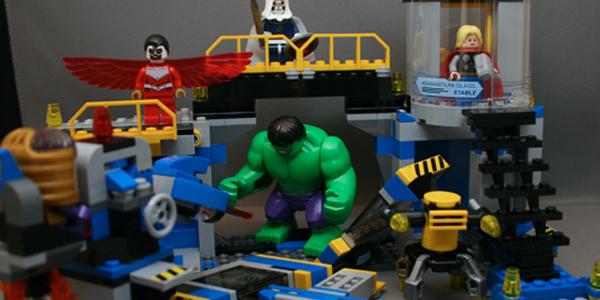 Lego Aim Lab Kastor's Korner