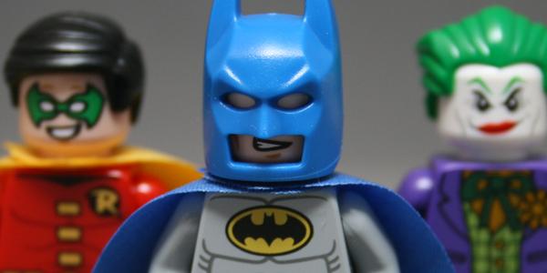 Lego Batcave Kastor's Korner