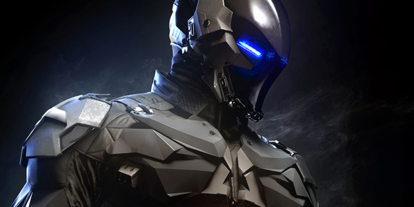 Arkham Knight the newest character in the Arkham series