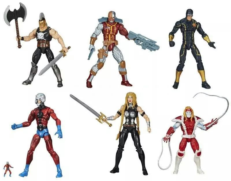 Avengers Infinite Wave 3