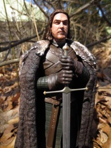 GOT Ned Stark Dark Horse012