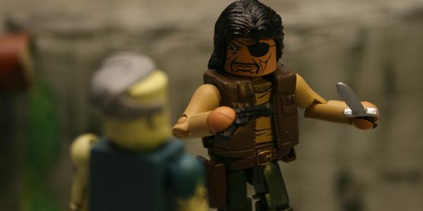 Walking Dead Minimates Kastor's Korner