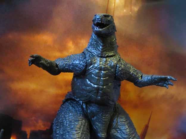 Godzilla NECA 038