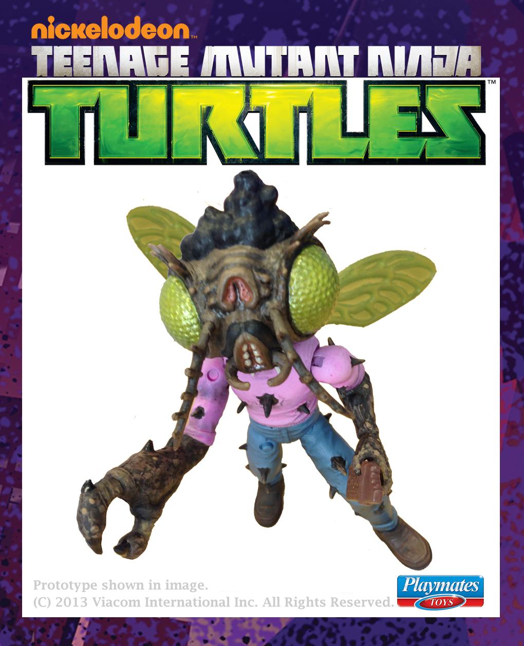TMNT Baxterfly Playmates