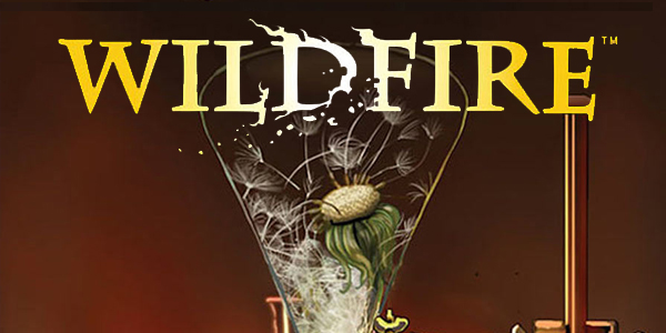cover art for wildfire #1