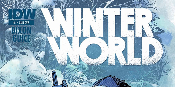 cover art for winterworld #1