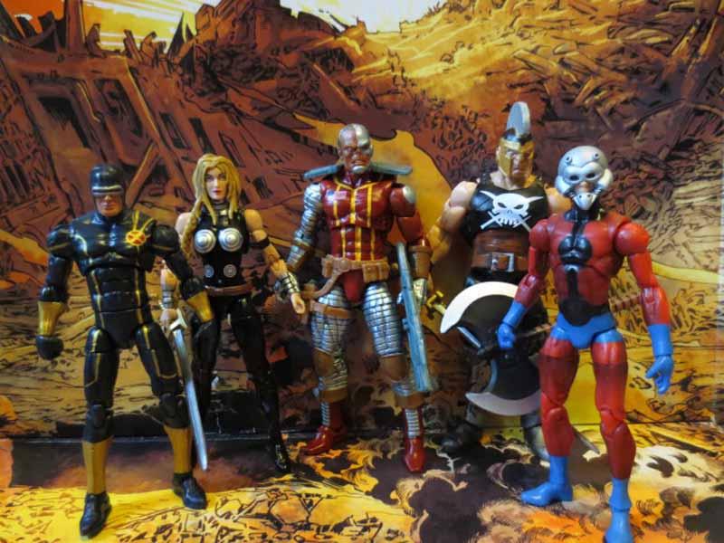 Avengers Infinite s3001