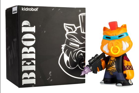 KidRobot-TMNT-Bebop-Vinyl-Figure