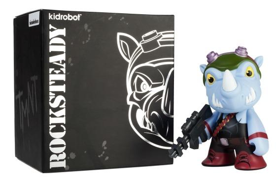 KidRobot-TMNT-Rocksteady-Vinyl-Figure