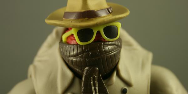 TMNT 2014 Movie Undercover Raphael Kastor's Korner 63