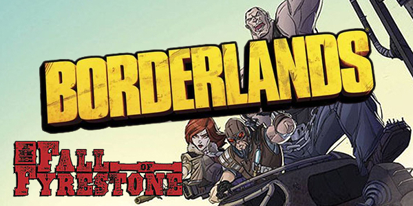 cover for borderlands fall of fyrestone