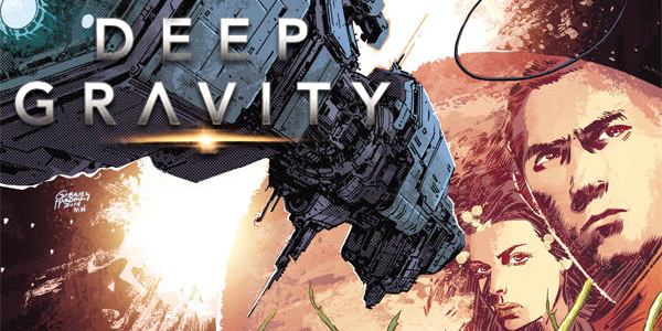cover for deep gravity #1