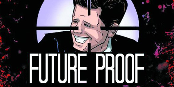 cover for Future Proof #1