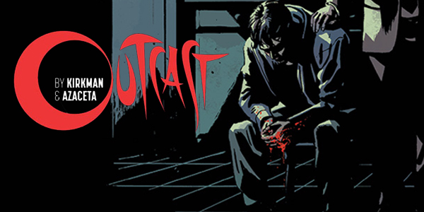 cover for Outcast #2