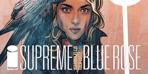 cover for supreme blue rose #1