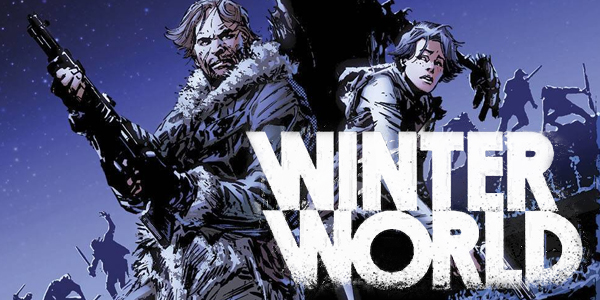 cover for winterworld #2
