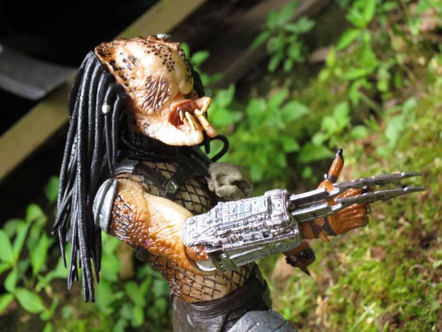 Ahab Predator NECA 023