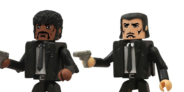 Diamond Select Toys View Askew Minimates Mooby and Dashboard Jesus 2-Pack