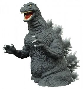 Godzilla Classic 1989 Vinyl Bust Bank
