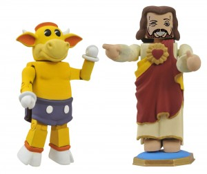 View Askew Minimates Buddy Christ & Mooby 2-Pack
