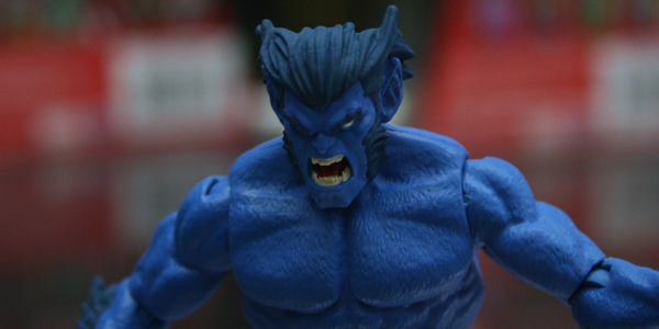 SDCC 14 Marvel Legends Kastor's Korner